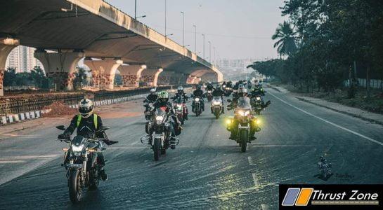 Benelli Republic Day Ride