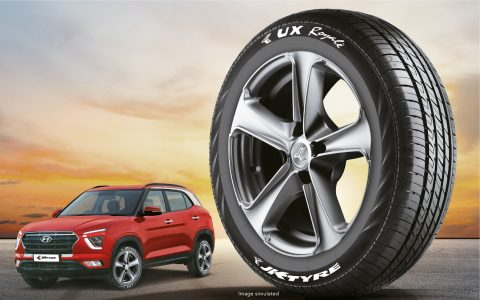 JK Tyre On Top End Hyundai Creta As Tyre Giant Because Exclusive Partner