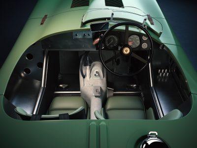 Jaguar Classic C-type Continuation