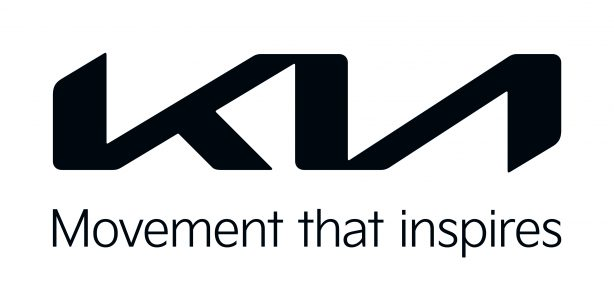 Kia's new logo and brand slogan