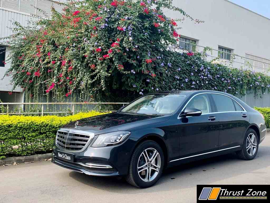 Mercedes S-Class Maestro Edition Launched With New Connectivity Features (2)