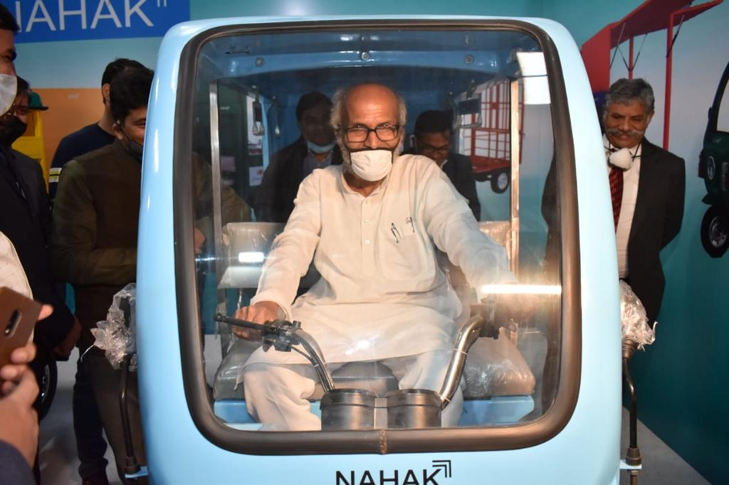 Nahak Motors Launches First Ever 100% Made in India E-Cycles (1)