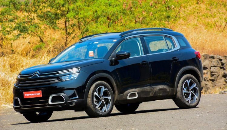 2021 Citroen C5 Aircross India Review -11