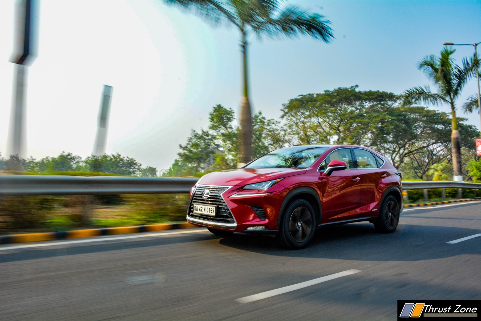 2021 Lexus NX300h India Review -5