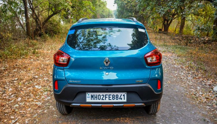 2021 Renault Kwid AMT Review-12