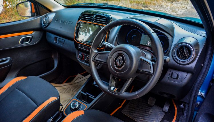 2021 Renault Kwid AMT Review-7