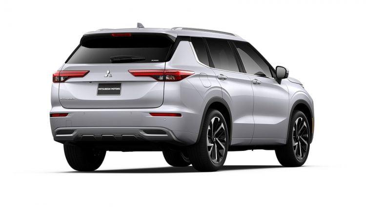 2022 Mitsubishi Outlander (4)