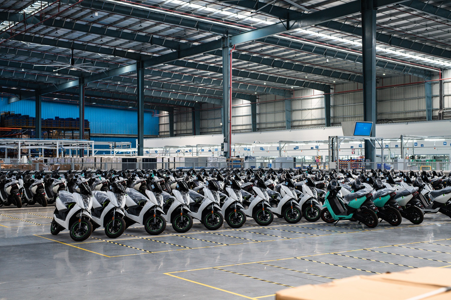 Ather Energy Factory, Hosur (2)