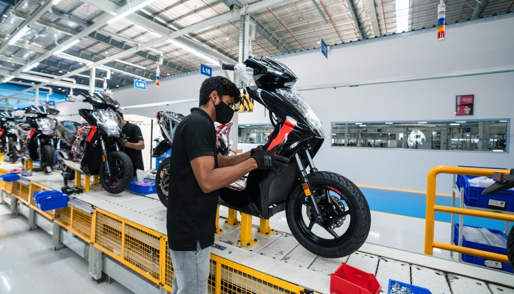 Ather Energy Factory, Hosur – Vehicle Assembly Line (3)