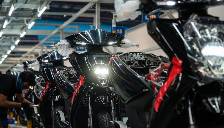 Ather Energy Factory, Hosur – Vehicle Assembly Line (4)