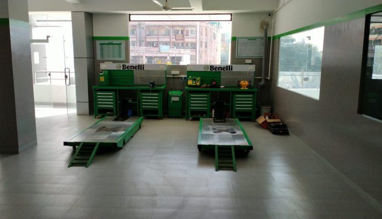 Benelli Bilaspur Dealership (2)