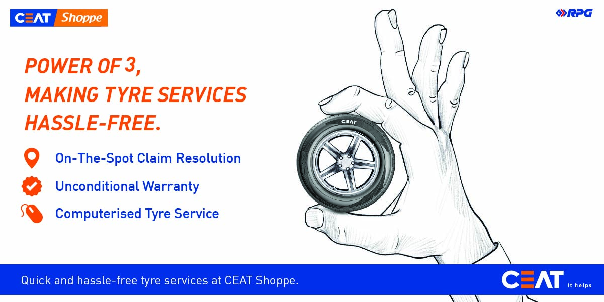 CEAT Shoppe - Power of 3