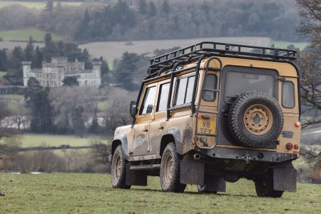 Land Rover Classic_Defender Works V8 Trophy _2