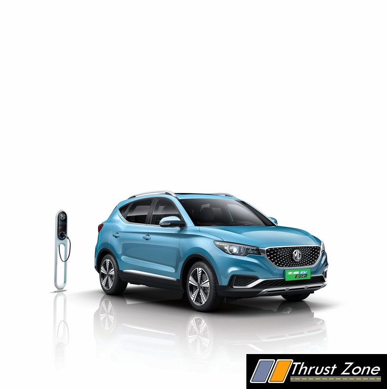 MG Launches 2021 ZS EV In India (2)