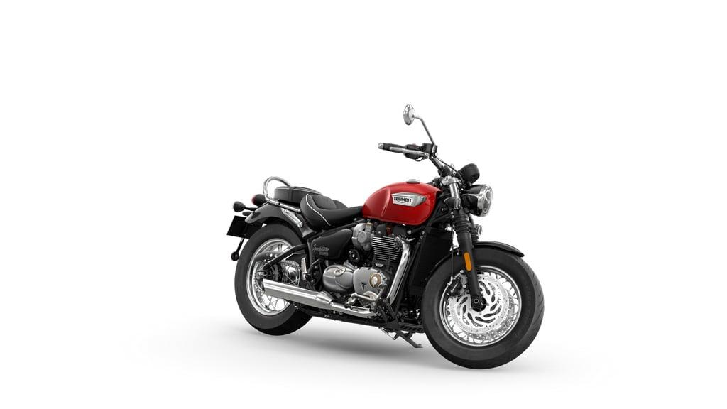 MY21 Triumph Speedmaster
