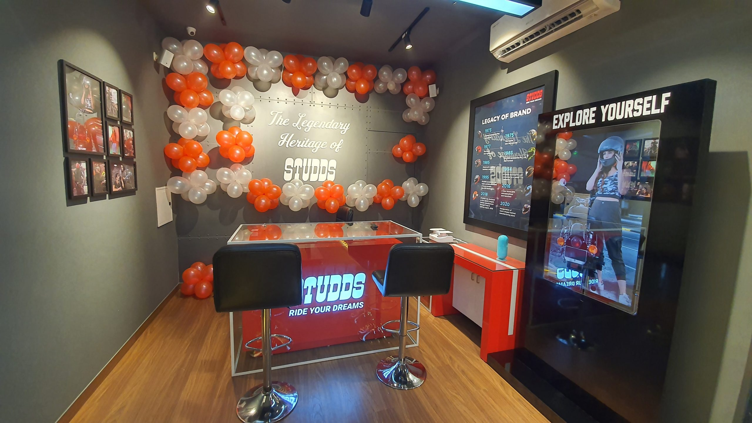 STUDDS Exclusive Brand Outlet Opens Up In Delhi (2)
