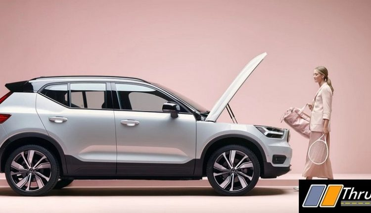 2021 Volvo XC40 Recharge Ready For Launch in India (2)