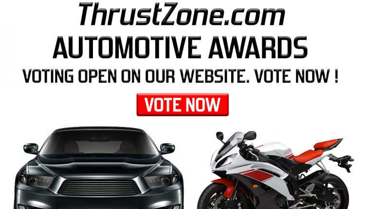 THRUST ZONE AUTOMOTIVE AWARDS 5