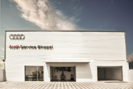 Audi Bhopal Service Facility Inaugurated