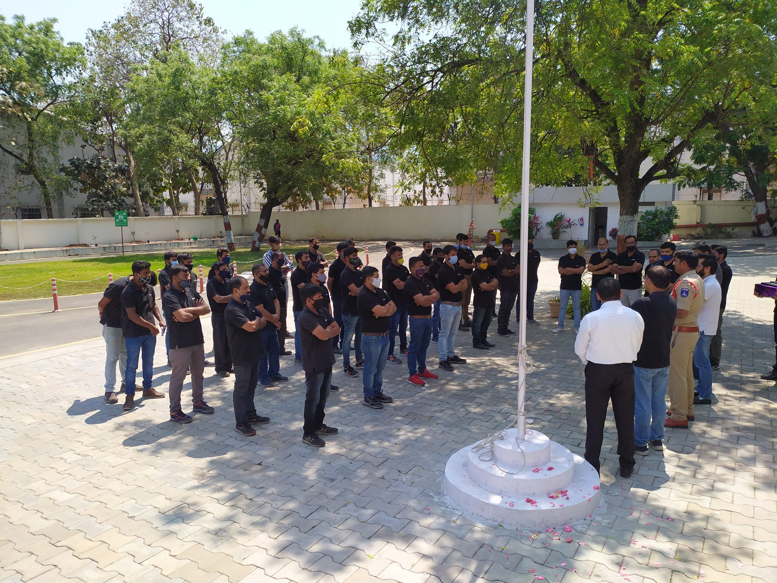 Benelli India Safe Roaring Campaign Initiated For National Safety Initiative (2)