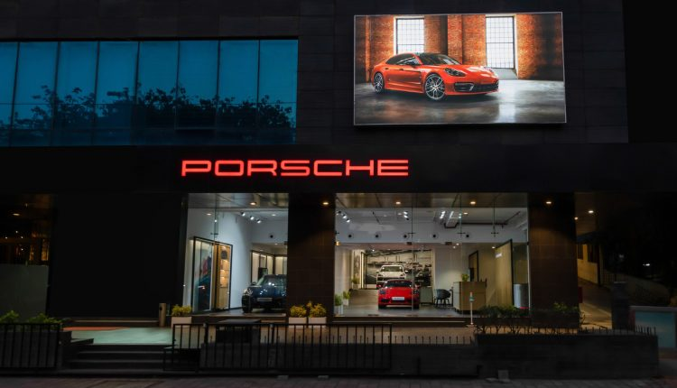 Infinity Cars Opens Porsche Showroom In Mumbai (2)
