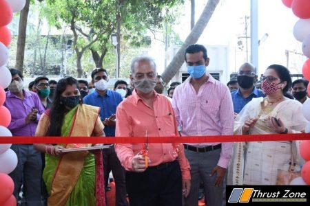 Isuzu Navi Mumbai Service Facility Inaugurated (1)