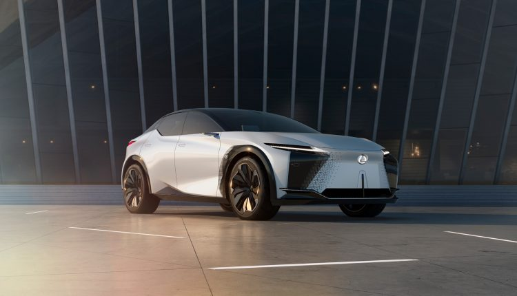 Lexus LF-Z Electrified Concept Debut (1)