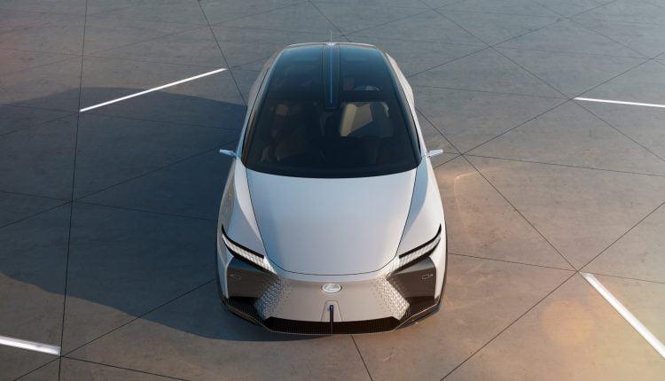 Lexus LF-Z Electrified Concept Debut (2)