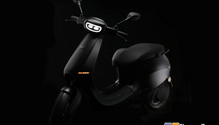 Ola Electric Reveals Upcoming e-Scooter (2)