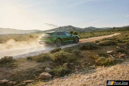 Porsche Taycan Cross Turismo Revealed! (3)