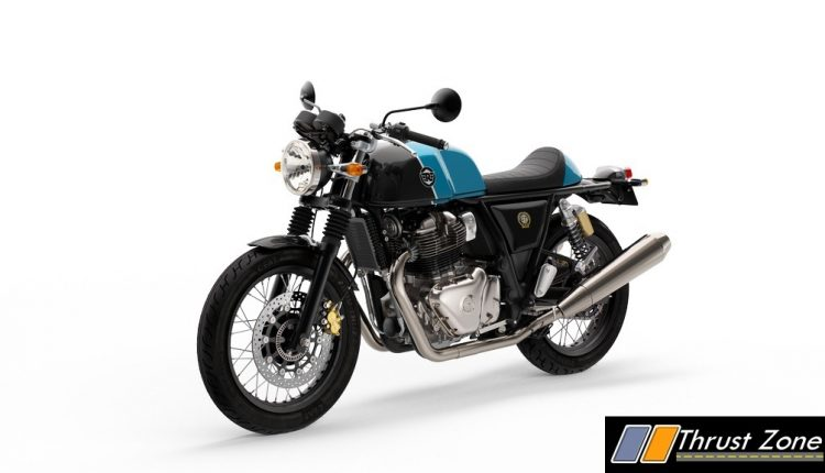 RE 2021 Interceptor INT 650 Twin and the Continental GT 650 Twin Launched (1)