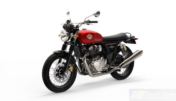 RE 2021 Interceptor INT 650 Twin and the Continental GT 650 Twin Launched (2)