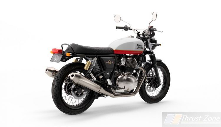 RE 2021 Interceptor INT 650 Twin and the Continental GT 650 Twin Launched (5)