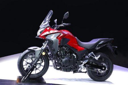 2021 Honda CB400X And CB400F India (3)