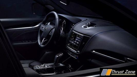 2021 Maserati Levante Hybrid India (1)