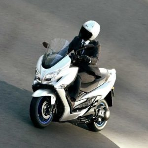 2021 Suzuki Burgman 400 (1)