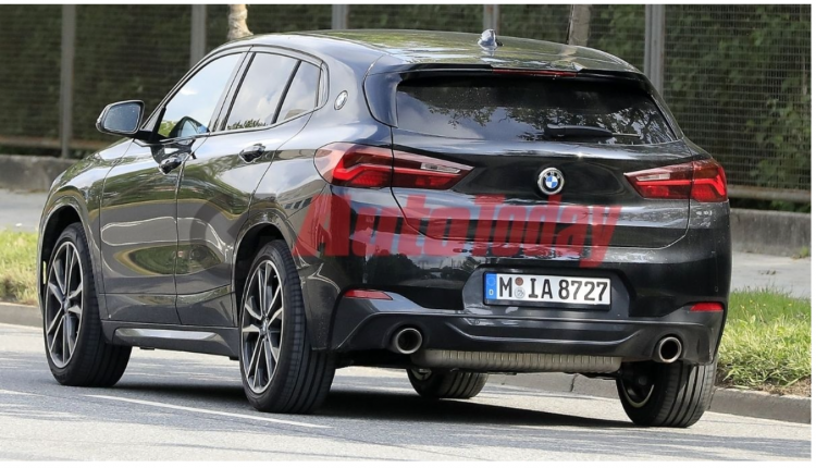 2022 -BMW X2 Facelift (1)