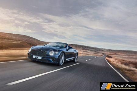 2022 Bentley Continental GT Speed Convertible (1)