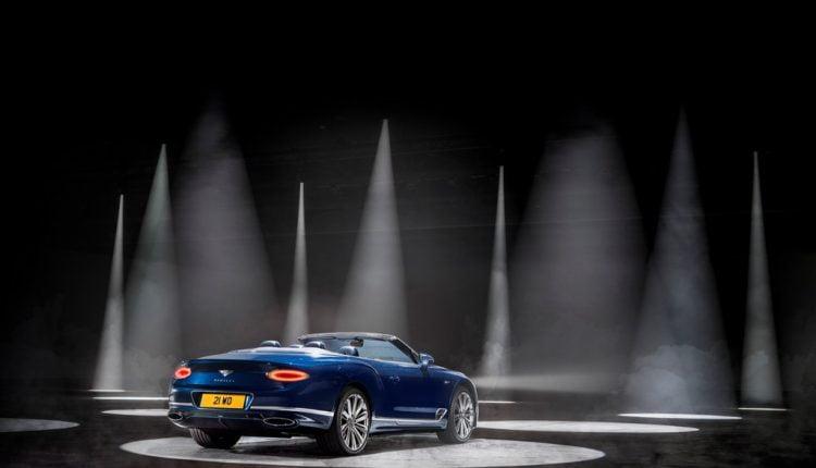 2022 Bentley Continental GT Speed Convertible (2)