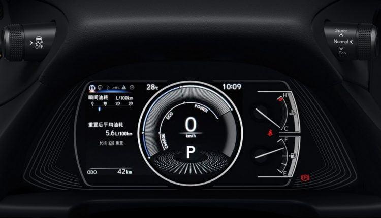 2022 Lexus ES Facelift India (4)