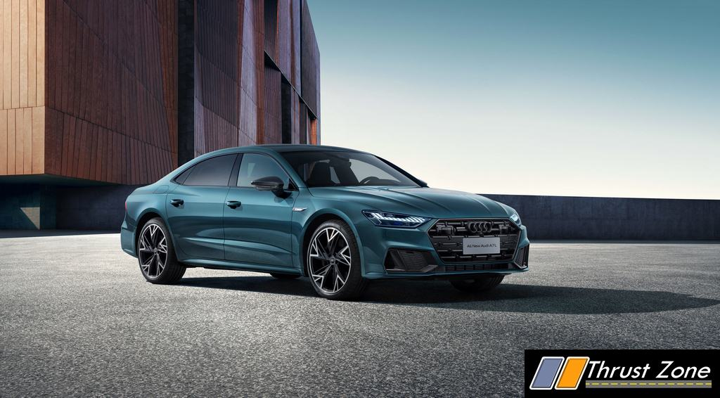 All New Audi A7L India Price Specs Launch