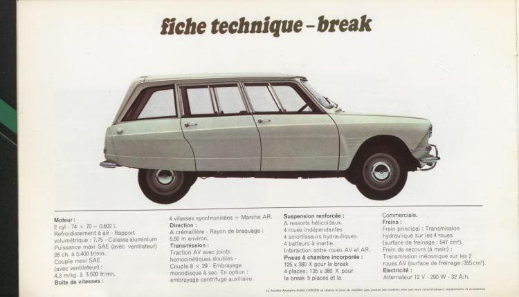 Citroen Celebrates 60th Anniversary Of The Iconic AMI 6 Model (1)