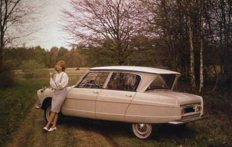 Citroen Celebrates 60th Anniversary Of The Iconic AMI 6 Model (2)