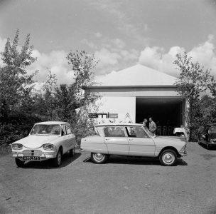 Citroen Celebrates 60th Anniversary Of The Iconic AMI 6 Model (3)