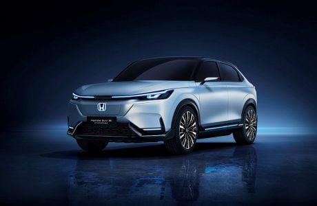 Honda E SUV Prototype (2)