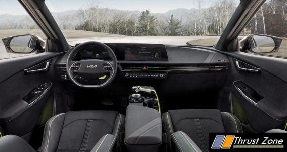 Kia EV6 Electric SUV (4)