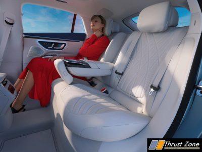 2021 Mercedes-EQS