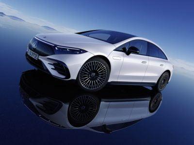Mercedes- EQS