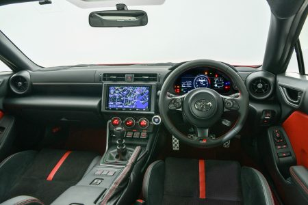 Toyota GR 86 India Launch Price Specs Sports Car (2)