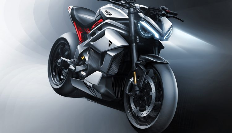 Triumph TE-1 Electric Motorcycle In Works With Several Top Partners (2)